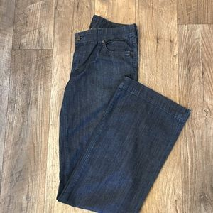 Citizen of Humanity Wide Leg Jeans